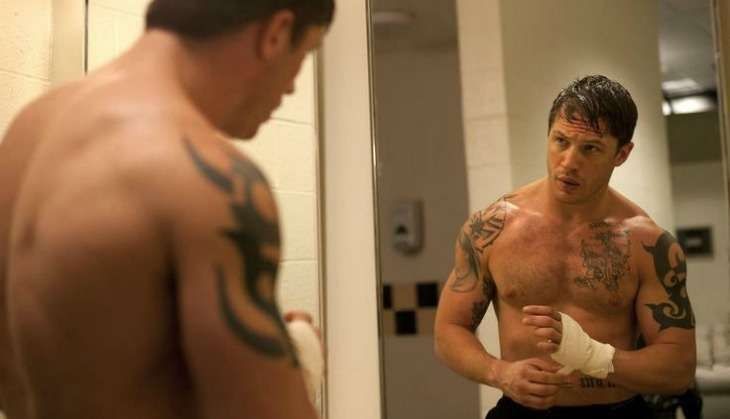 Tom Hardy lost a bet to Leonardo DiCaprio, this is his punishment