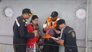 अंडमान: हैवलॉक से सभी 2168 सैलानी सुरक्षित निकाले गए