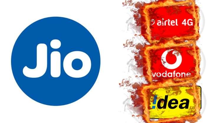 टेलीकॉम कंपनियों को रिलायंस लाया 'जियो' या मरो की स्थिति में