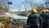 मुंबई: हेलीकॉप्टर क्रैश में दो मरे, चार घायल