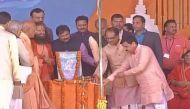 Madhya Pradesh CM Shivraj Singh Chouhan launches Narmada Seva Yatra at Amarkantak
