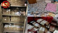 Over Rs 164 crore black money seized in new notes. Has note ban failed?