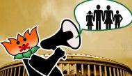 केंद्र सरकार का भाजपा को दो टूक: परिवार ख़ुद तय करे अपना आकार