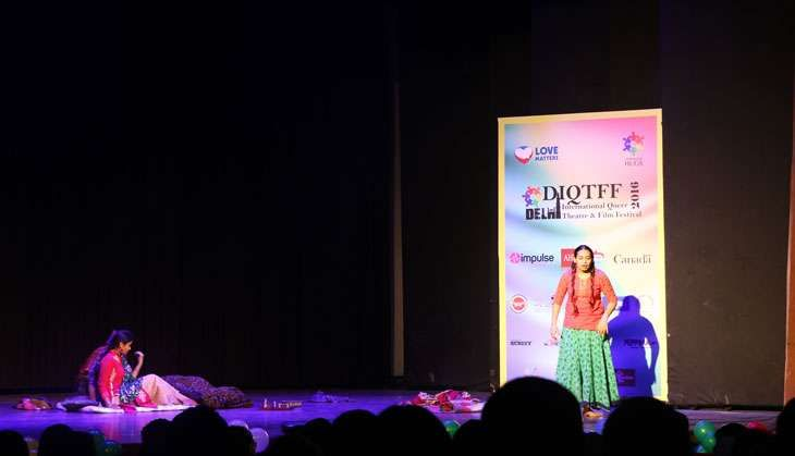 Inspired by Fo's satire, Asmita Theatre Group employs it in Chughtai's Lihaaf