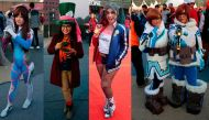 Nerds over notebandi: Delhi's Comic Con stays cool despite noteban dampener