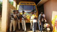 गोवा: IIT कैंपस के लिए बंदूक के साए में ग्राम सभा