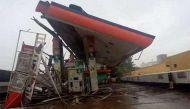'वरदा' गुजर गया, तमिलनाडु और आंध्र प्रदेश में तबाही छोड़ गया, दस की मौत