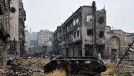 'Tyranny has won': 4-year Aleppo war ends as Russia confirms evacuation deal