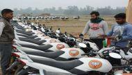 यूपी में भाजपा के 248 कमल छाप बाइक ख़रीदने का क्या है राज़?