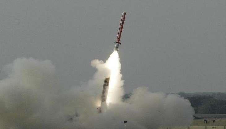 Pakistan successfully tests indigenously developed Babur cruise missile
