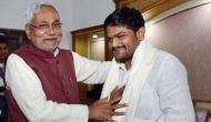 बिहार: हार्दिक पटेल ने नीतीश कुमार से बनाई दूरी, अब तेजस्वी यादव से मुलाकात की इच्छा