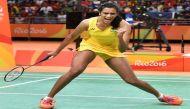 सिंधू ने रियो का लिया बदला, ओलंपिक चैंपियन कैरोलिना मारिन को दी मात