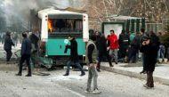 तुर्की: सेना की बस के पास ब्लास्ट, 13  सैनिकों की मौत
