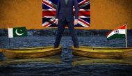 पाकिस्तान से बेहतर संबंध की आड़ में ब्रिटेन भारत से छल कर रहा है