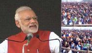 पीएम मोदी: नोटबंदी ईमानदारी की लड़ाई देश यह लड़ाई जीतना चाहता है