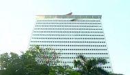 मुंबई: एयर इंडिया बिल्डिंग में लगी आग