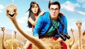 Jagga Jasoos: Why Ranbir, Katrina are singing 'Sab khana kha k daru pi k chale gaye'?