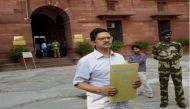 IPS अमिताभ ठाकुर का अखिलेश सरकार को जवाब देने से इनकार, लंबी छुट्टी पर गए