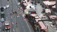 बर्लिन ट्रक अटैक: ISIS ने ली जिम्मेदारी, पकड़ा गया पाक नागरिक रिहा