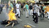 पश्चिम बंगाल हिंसाः ममता ने लगाया भाजपा पर दंगे भड़काने का आरोप
