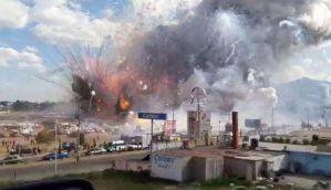 मेक्सिको: पटाखा बाज़ार में ब्लास्ट, 29 की मौत