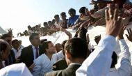 Rahul takes demonetisation battle to Modi's home turf of Mehsana