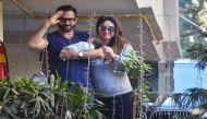 सैफ-करीना के साथ घर पहुंचे छोटे नवाब तैमूर