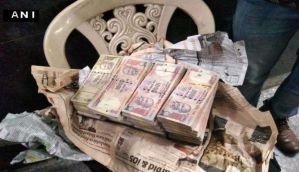 नई दिल्ली रेलवे स्टेशन पर 31 लाख रुपये के पुराने नोट जब्त