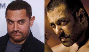 The two Khans (Salman Khan & Aamir Khan) battle it down!
