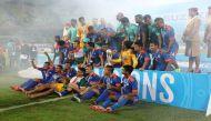 फुटबॉल: फीफा वर्ल्ड रैंकिंग में  पिछले 6 साल की सर्वश्रेष्ठ रैंकिंग पर पहुंचा भारत