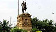 Illegal Shivaji statue removed in Goa