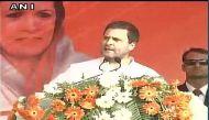 राहुल ने पीएम पर बोला हमला, 'नोटबंदी के यज्ञ में चढ़ाई किसानों की बलि'