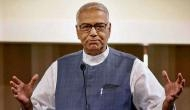 BJP launches attack on Yashwant Sinha over his participation in Congress' book launch