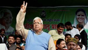 Congress boycotts RJD dharna on noteban: trouble for Bihar grand alliance?