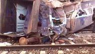 9 तस्वीरों में कानपुर के पास अजमेर-सियालदह ट्रेन हादसे का मंजर