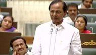 Party will complete Mallanna Sagar project at any cost: Telangana CM Chandrashekar Rao 