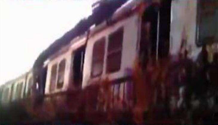 Two train accidents within 24 hours; Kurla-Ambarnath local train derails near Kalyan
