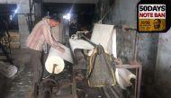 नोटबंदी के 50 दिनः हैंडलूम नगरी पिलखुवा बदहाल, कारोबारियों में गुस्सा
