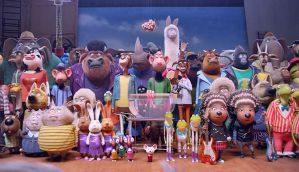 Sing movie review: tries to hit the high notes, but fails miserably