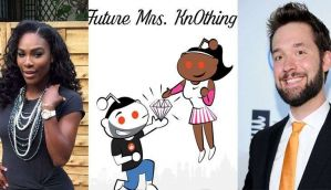 Engaged! Tennis ace Serena Williams' 'isaidyes' to Reddit's Alexis Ohanian