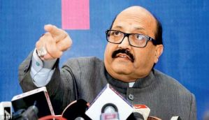 Amar Singh plays emotional card says, will feel bad if Mulayam Singh discards me from his heart