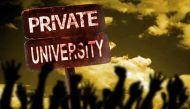 तेलंगाना: ख़स्ताहाल विश्वविद्यालयों को छोड़कर निजी यूनिवर्सिटी के लिए कसरत