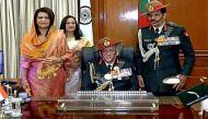 थलसेना प्रमुख जनरल दलबीर सिंह सुहाग रिटायर, बिपिन रावत ने संभाला कार्यभार