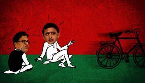 अगली लड़ाई 'साइकिल' के लिए चुनाव आयोग में लड़ी जाएगी
