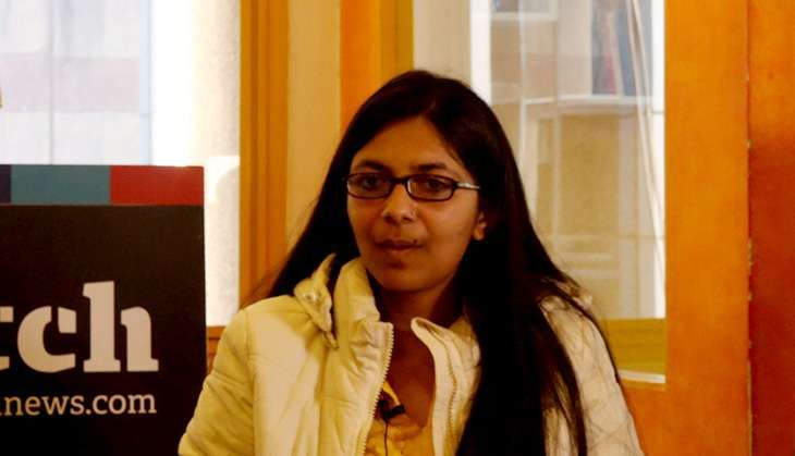 Watch: Swati Maliwal gets candid with Catch News