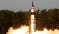 Odisha: Interceptor missile successfully test-fired from Balasore
