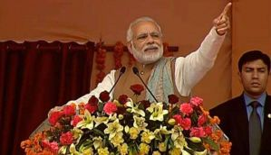 14-year absence of development will end with BJP's victory in 2017 election: PM Modi