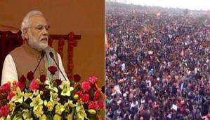लखनऊ रैली में बोले पीएम मोदी- 'जो पार्टी पूरा परिवार में लगी है प्रदेश को बचा पाएगी क्या?'
