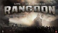 कंगना-शाहिद की फिल्म 'रंगून' का पोस्टर रिलीज, जानें कब जारी होगा ट्रेलर