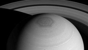 NASA's Cassini spacecraft captures Saturn's north pole basking in sunlight